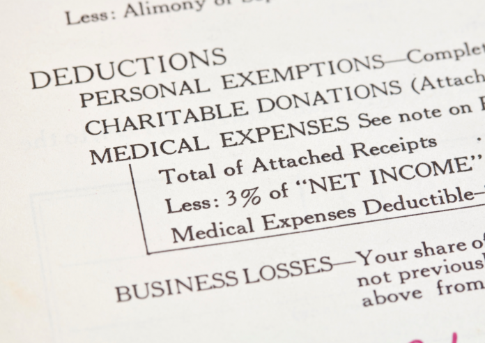 Tax Deductions MyWorks